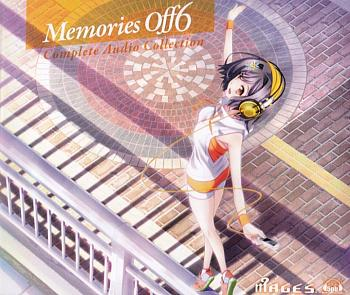 Memories Off 6 Complete Audio Collection. Front. Нажмите, чтобы увеличить.