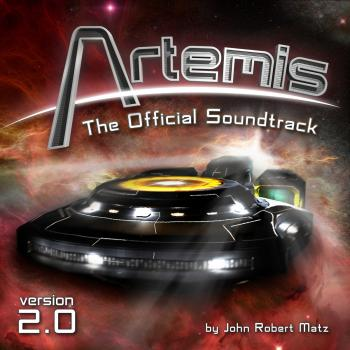 Artemis: The Official Soundtrack version 2.0. Front. Нажмите, чтобы увеличить.