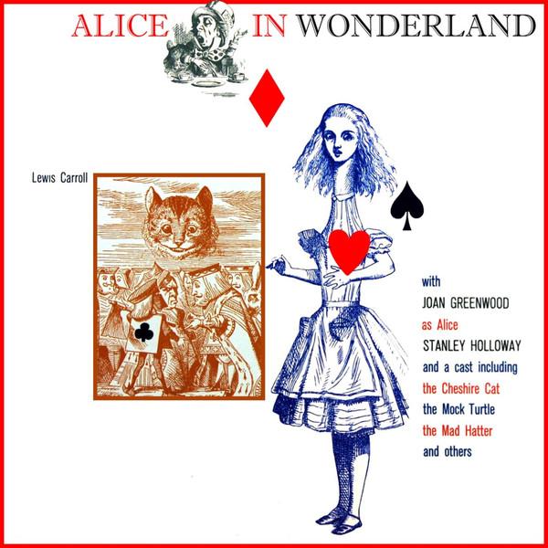 case study alice in wonderland organization