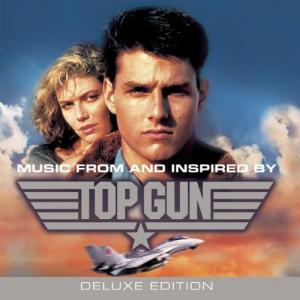 Top Gun Music from and Inspired By Deluxe Edition. Лицевая сторона. Нажмите, чтобы увеличить.