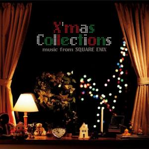 X'mas Collections music from SQUARE ENIX. Front. Нажмите, чтобы увеличить.