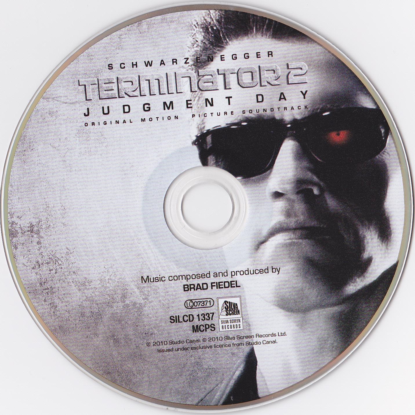 Soundtrack терминатор 2 24 фотография
