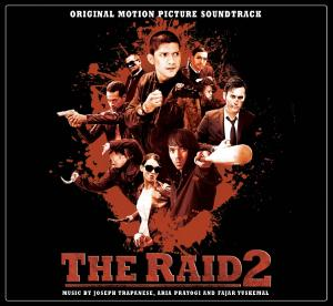 Raid 2 Original Motion Picture Soundtrack, The. ������� ������� . �������, ����� ���������.
