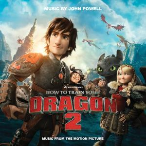 How to Train Your Dragon 2 Music from the Motion Picture. Лицевая сторона. Нажмите, чтобы увеличить.