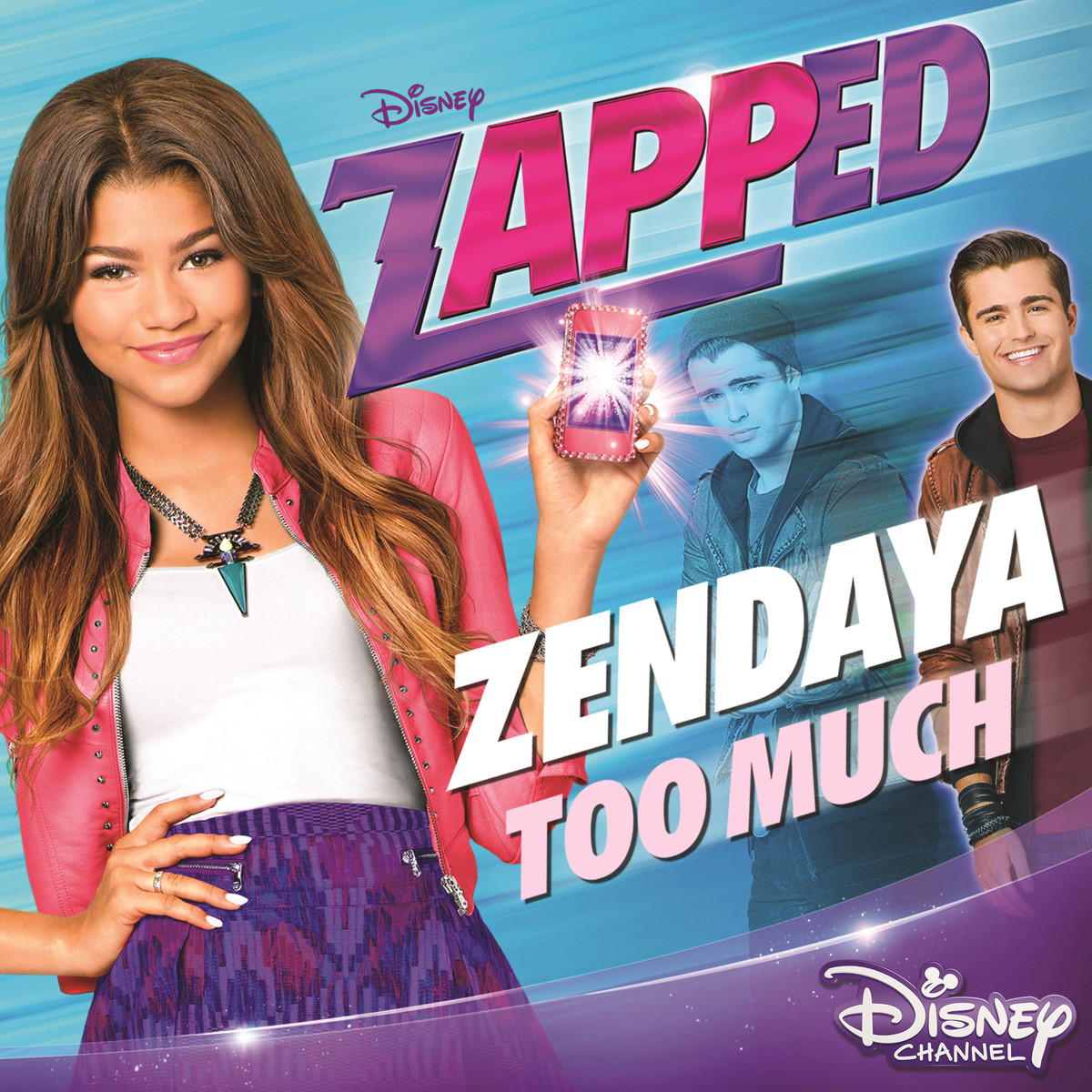 Zapped disney movie for 1234 get on the dance floor star cast