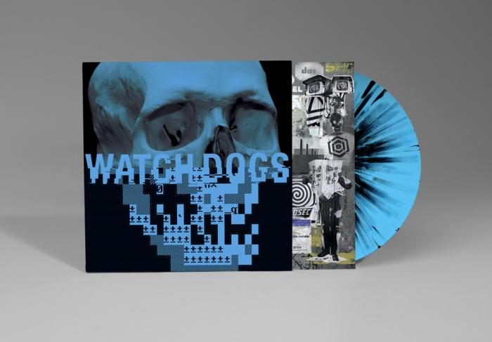 Watch_Dogs Vinyl