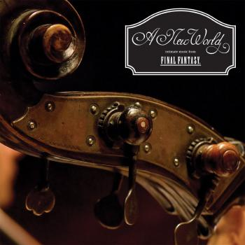 A New World: Intimate Music from Final Fantasy. Front. Нажмите, чтобы увеличить.