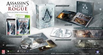 Assassin's Creed: Rogue Official Soundtrack. Package. Нажмите, чтобы увеличить.