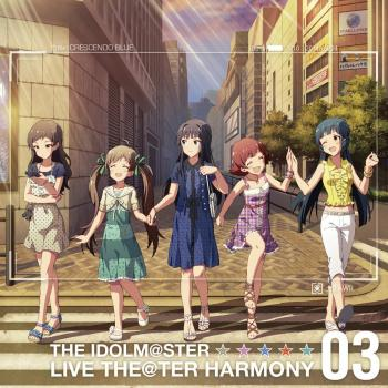 THE IDOLM@STER LIVE THE@TER HARMONY 03, The. Front. Нажмите, чтобы увеличить.