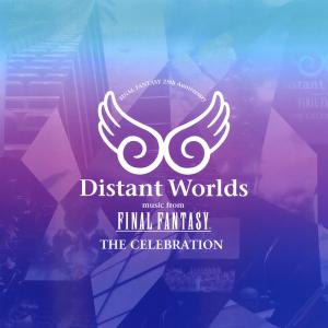 Distant Worlds: music from FINAL FANTASY THE CELEBRATION. Front. Нажмите, чтобы увеличить.