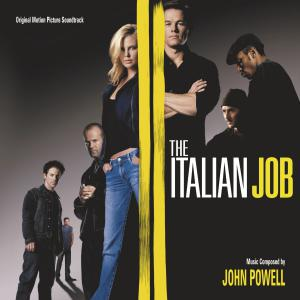 Italian Job Original Motion Picture Soundtrack, The. Front. Нажмите, чтобы увеличить.