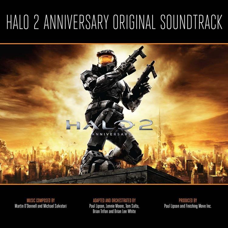 Halo 2 Anniversary Edition Soundtrack