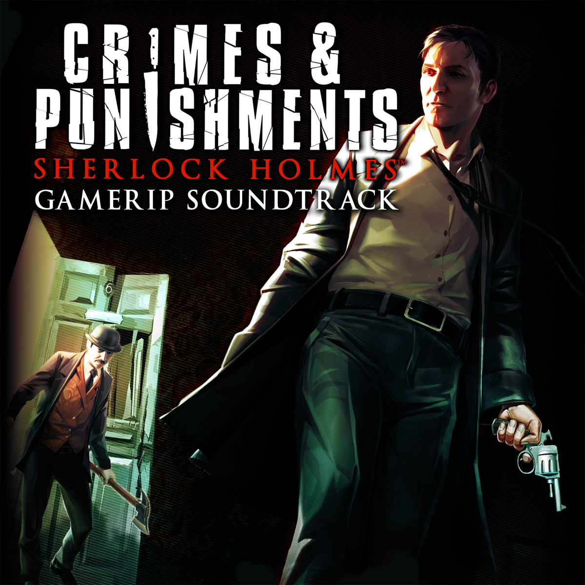 Скачать SHERLOCK HOLMES: CRIMES & PUNISHMENTS (2016) PS3 торрент