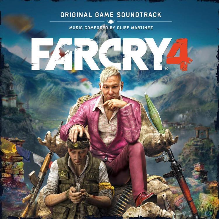 Far Cry 4 Soundtrack