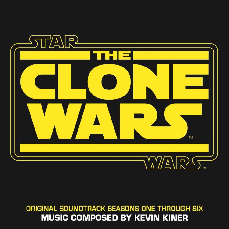 Звёздные войны: Войны клонов саундтрек