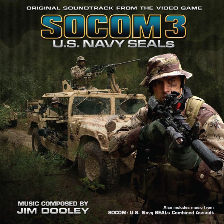 Socom 3: U.S. Navy Seals / Socom U.S. Navy Seals Combined Assault Soundtrack