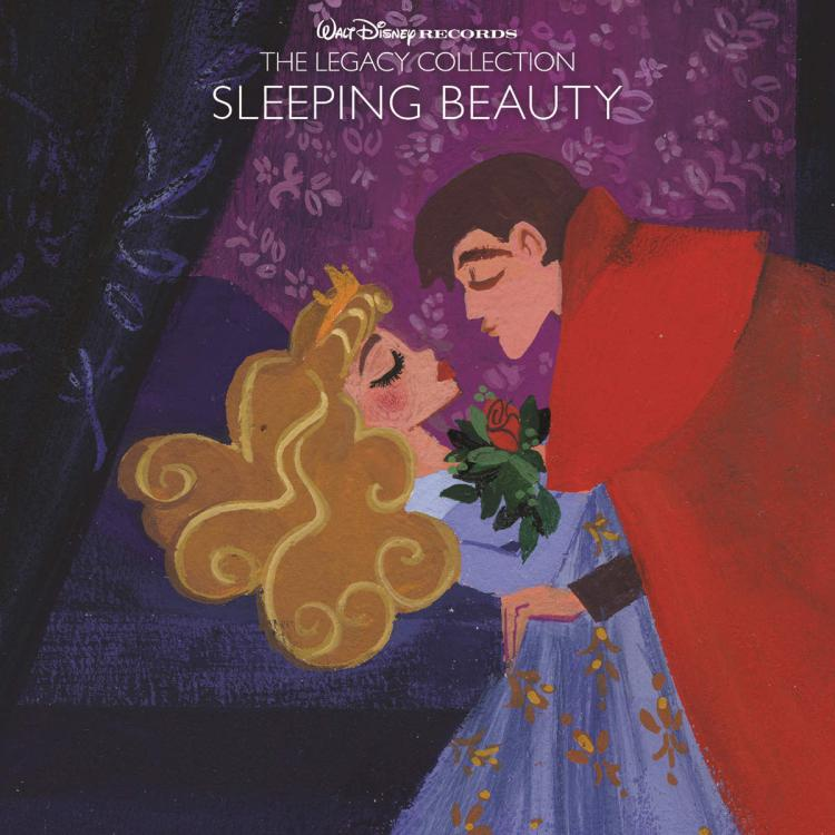 Спящая красавица саундтрек