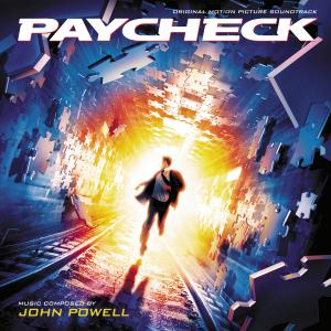 Paycheck Original Motion Picture Soundtrack. Front. Нажмите, чтобы увеличить.
