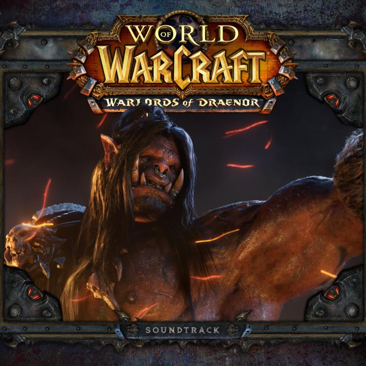 World of Warcraft: Warlords of Draenor Soundtrack
