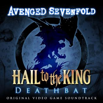 Hail To The King: Deathbat Original Video Game Soundtrack. Front. Нажмите, чтобы увеличить.