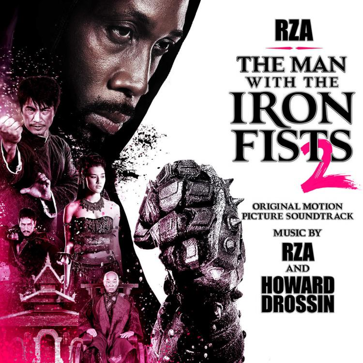 Человек с железными кулаками 2 саундтрек