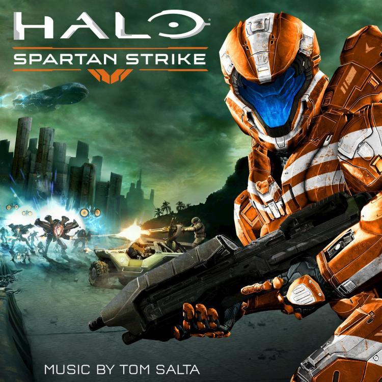 Halo: Spartan Strike саундтрек