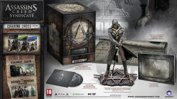 The Sound of Assassin's Creed Syndicate. Advertisement (Charing Cross Edition). Нажмите, чтобы увеличить.