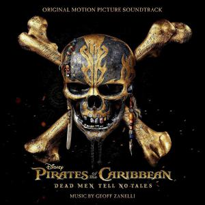 Pirates of the Caribbean: Dead Men Tell No Tales Original Motion Picture Soundtrack. Лицевая сторона. Нажмите, чтобы увеличить.