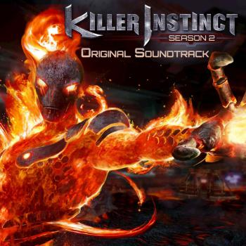 Killer Instinct: Season 2 Original Soundtrack. Front. Нажмите, чтобы увеличить.