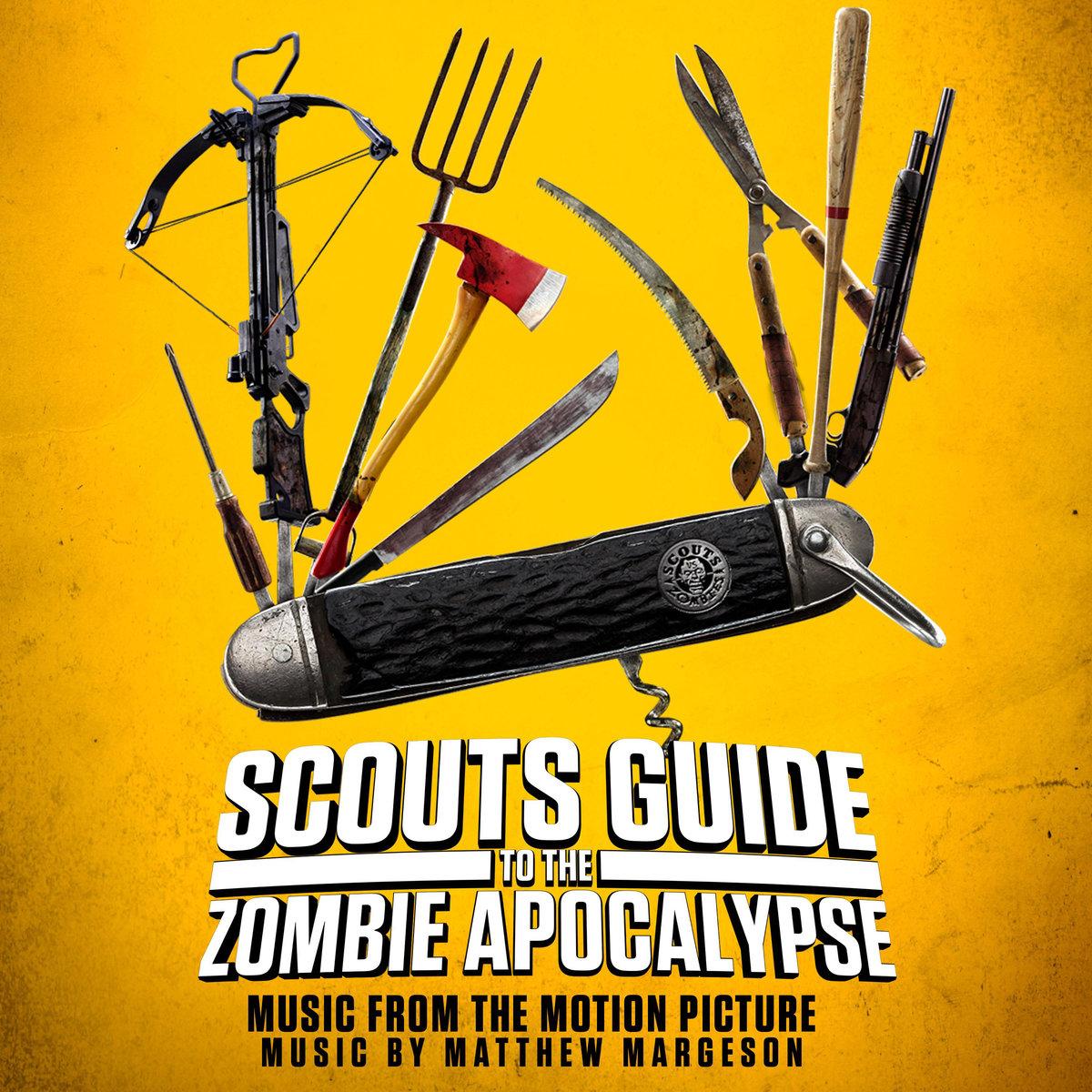 Песни из фильма скауты против зомби