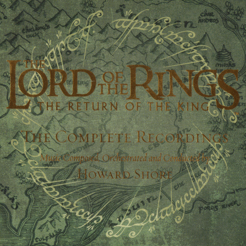 Lord Of The Rings The Complete Recordings Flac