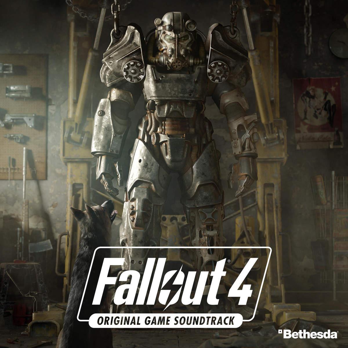 слушать музыку fallout 3