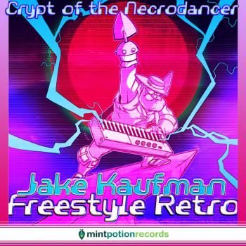 Crypt of the Necrodancer: Freestyle Retro. Front. Нажмите, чтобы увеличить.