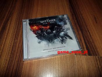 Witcher 3: Wild Hunt Official Soundtrack - Special Edition, The. Case Front (watermarked). Нажмите, чтобы увеличить.