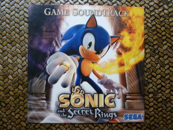 Sonic And The Secret Rings Music Lyrics
