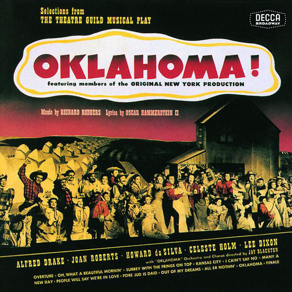 humor and violence in hammersteins musical oklahoma Hugh jackman stars in rodgers & hammerstein's oklahoma on pbs to violence and the most successful partnership in american musical theater oklahoma.