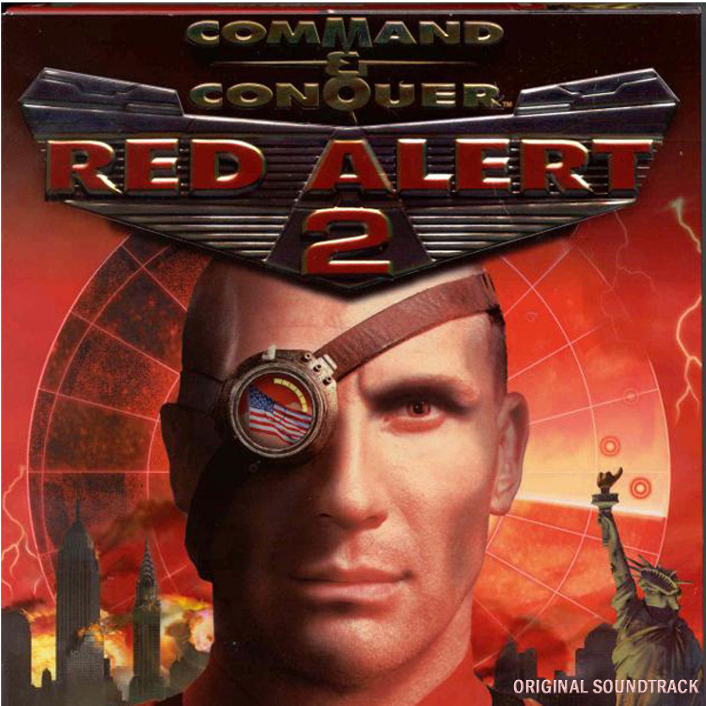 скачать музыку из red alert 2