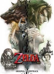 LEGEND OF ZELDA: Twilight Princess HD ORIGINAL SOUNDTRACK, THE. Front (small). Нажмите, чтобы увеличить.