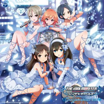 THE IDOLM@STER CINDERELLA MASTER Cool jewelries! 003, The. Front. Нажмите, чтобы увеличить.