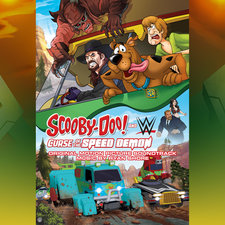 Scooby-Doo! and WWE: Curse of the Speed Demon Original Motion Picture Soundtrack. Передняя обложка. Нажмите, чтобы увеличить.
