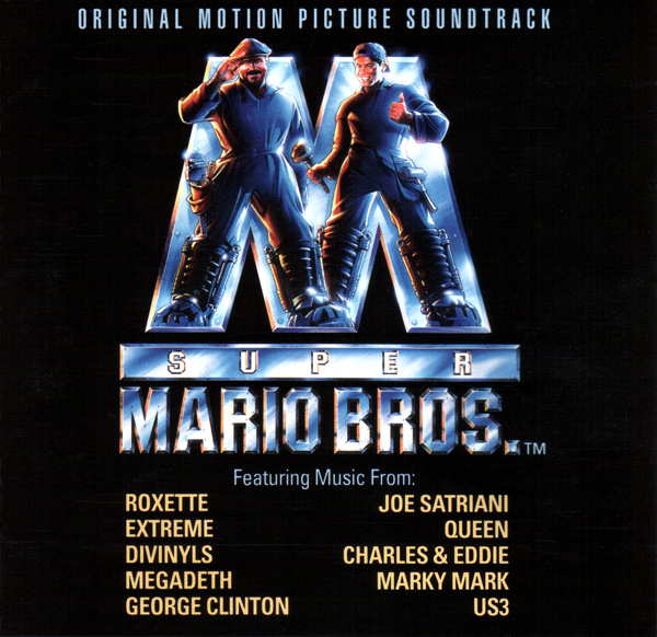 Super mario bros музыка