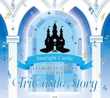 THE IDOLM@STER CINDERELLA GIRLS 4thLIVE TriCastle Story Starlight Castle, The. Front. Нажмите, чтобы увеличить.