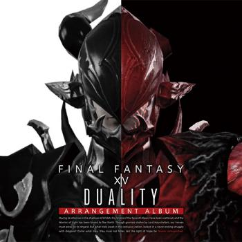 FINAL FANTASY XIV: Duality ~Arrangement Album~. Front. Нажмите, чтобы увеличить.