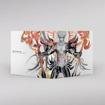 SaGa SCARLET GRACE Original Soundtrack -Setsugekka Box ver-. Promo. Нажмите, чтобы увеличить.