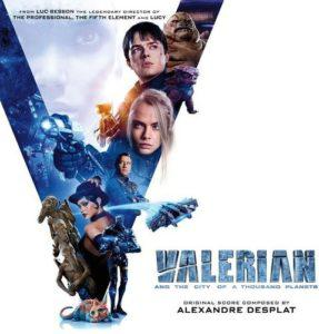 Valerian and the City of a Thousand Planets Original Motion Picture Soundtrack. Лицевая сторона. Нажмите, чтобы увеличить.