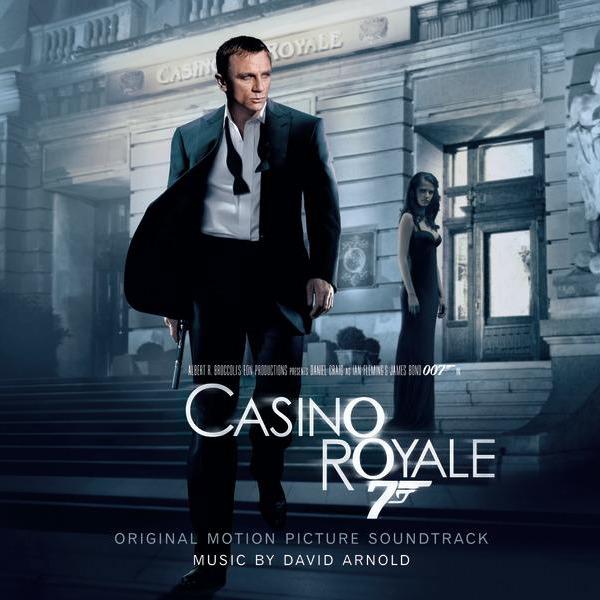 Саундтреки к фильму 007 казино рояль казино вулкан гранд вход