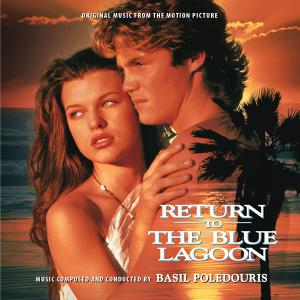 Return to the Blue Lagoon Original Music from the Motion Picture. Лицевая сторона. Нажмите, чтобы увеличить.
