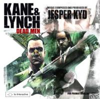 Kane and Lynch: Dead Men Promotional Soundtrack. CD. Нажмите, чтобы увеличить.