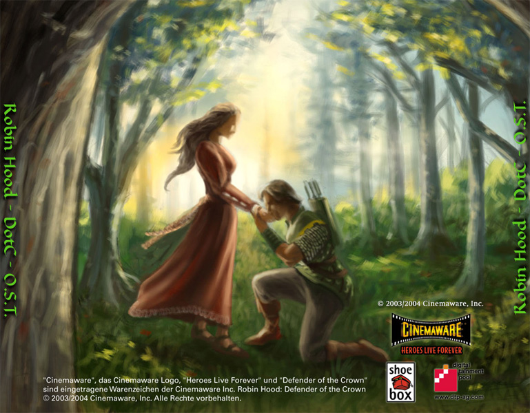 Robin Hood: Defender of the Crown - Track 42